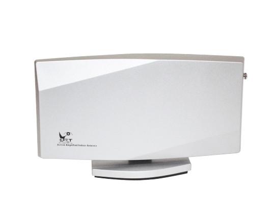 Антенна для Т2 тюнера с усилителем HDA 04, Белая