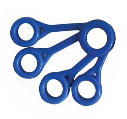 Qmed Finger Exerciser Extra-Heavy - Тренажер для пальців, экстра-сильная