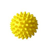 Qmed Massage Balls - Массажный мяч 8 см, жёлтый
