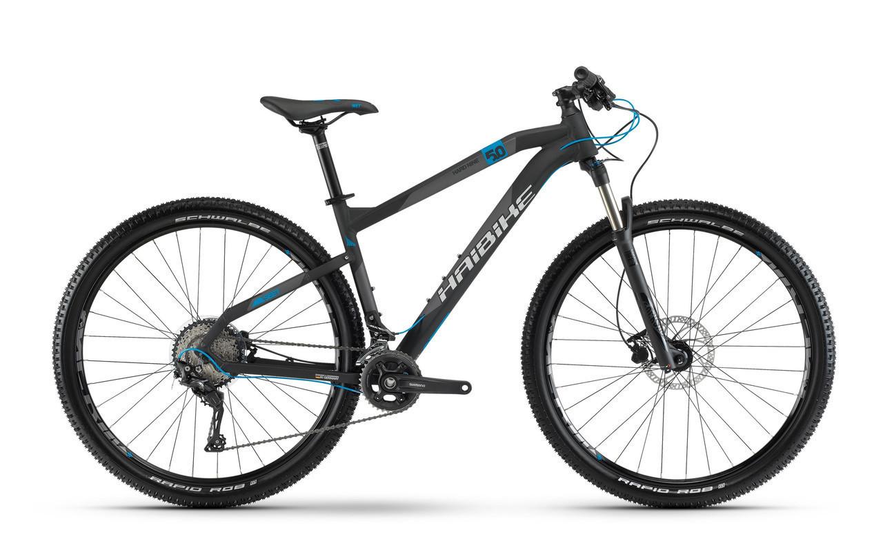 """Велосипед Haibike Seet HardNine 5.0, 29"""", Рама 45 см, 2018"""