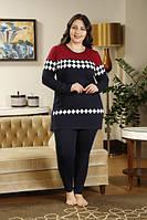 Пижама женская больших размеров SEXEN 26558