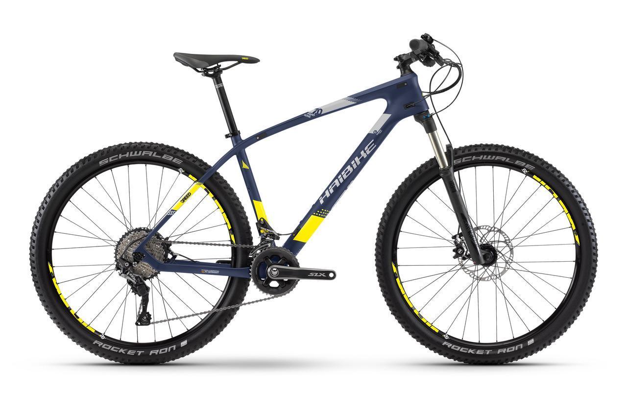 "Велосипед Haibike Greed HardNine 7.0, 29"", Рама 50 см, 2018"