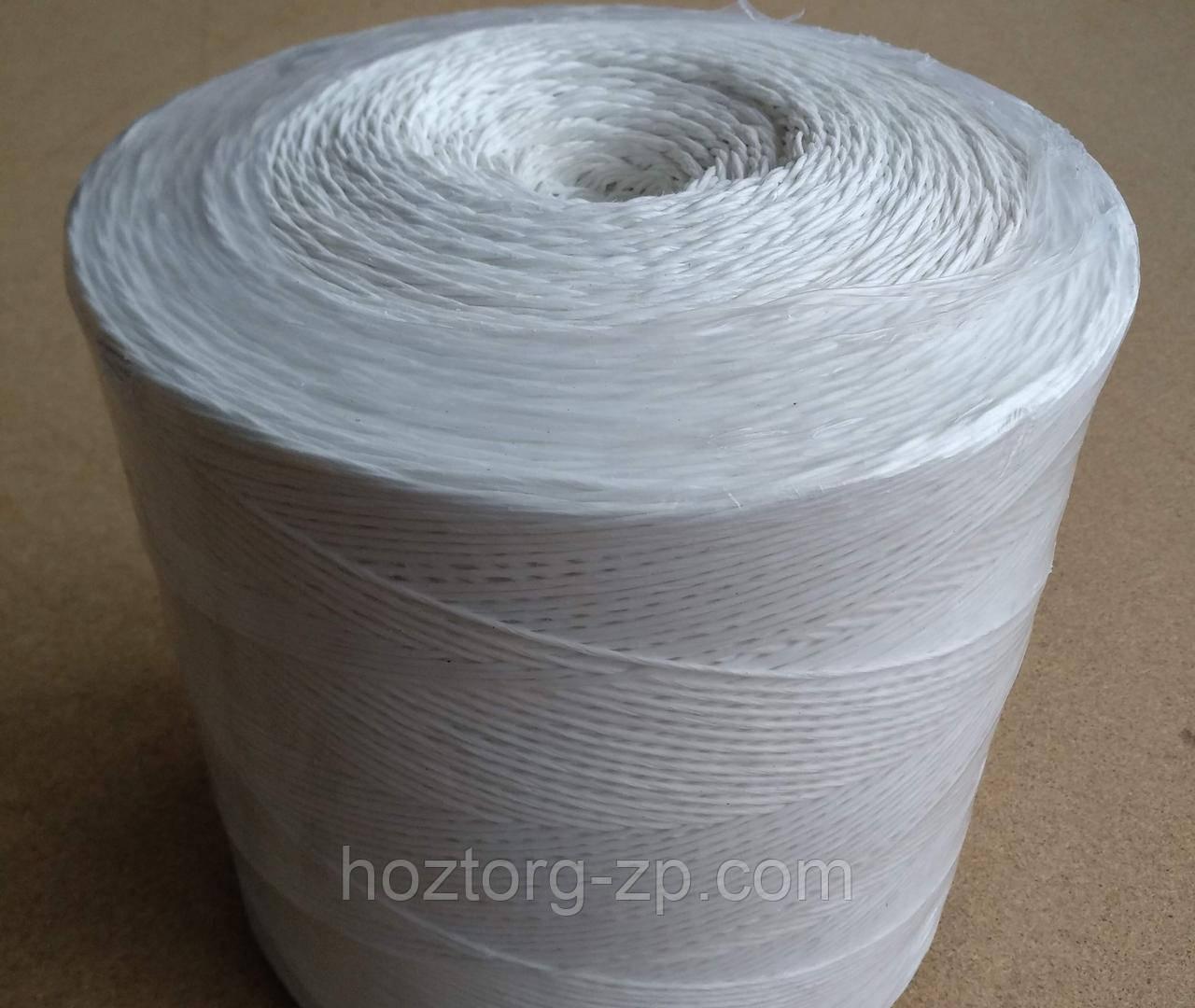 Шпагат полипропиленовый (1000м - 1 кг)