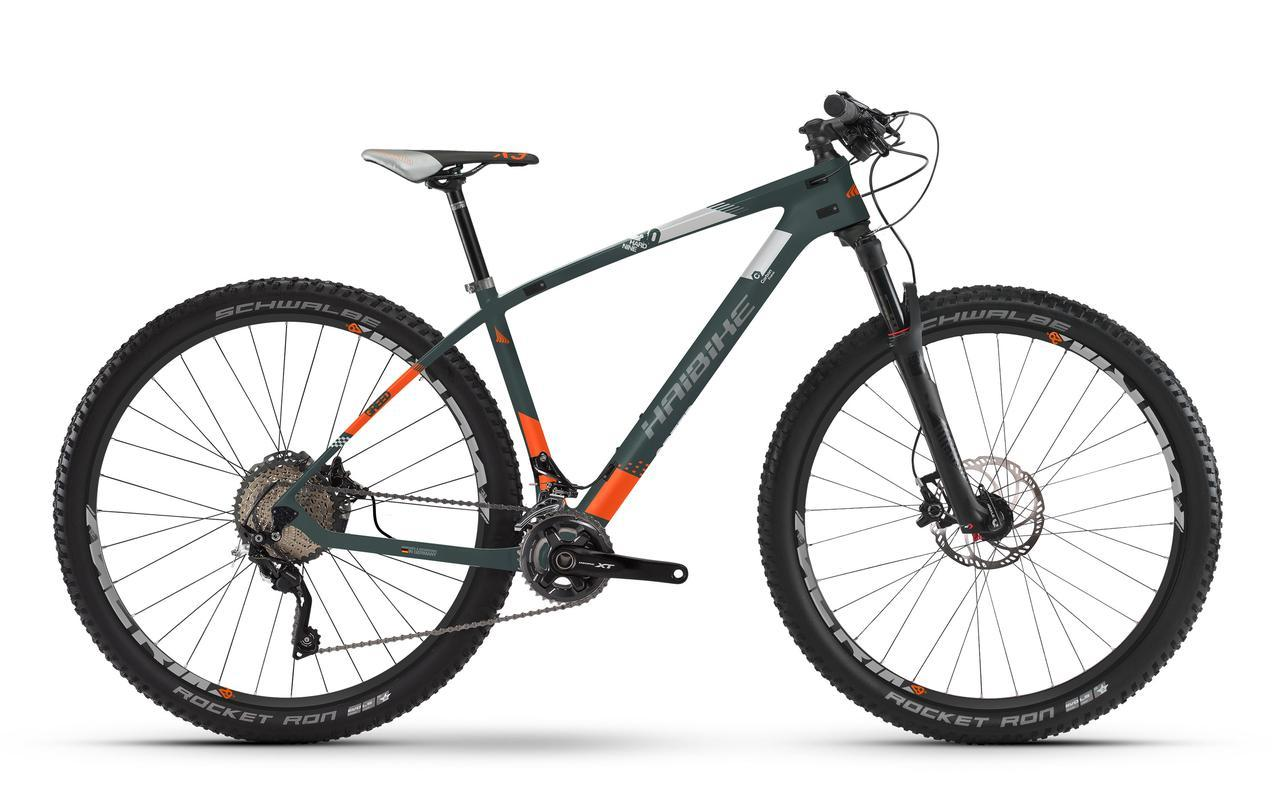 "Велосипед Haibike Greed HardNine 8.0, 29"", Рама 45 см, 2018"
