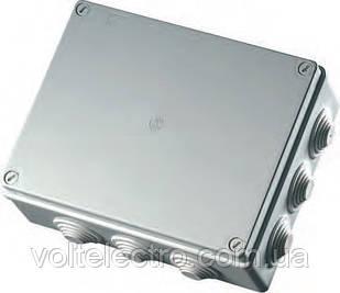 Коробка распределительная 120х80х50 с гладкими стенками, IP55