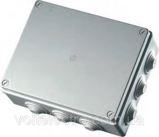 Коробка распределительная 190х140х70 с гладкими стенками, IP56