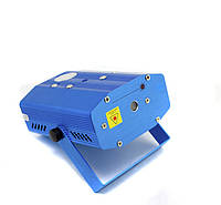 Лазерный мини проектор цветомузыка YX-4A