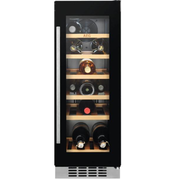 Встраиваемый винный холодильник  AEG SWB63001DG