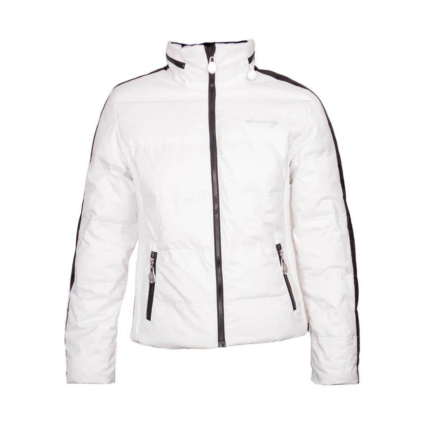 Жіноча гірськолижна куртка St.Moritz White M, фото 2