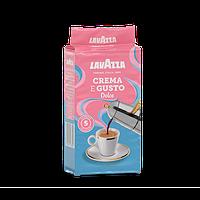 Кофе молоиый Lavazza Crema e gusto Dolce 250g