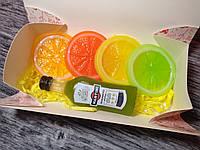 """Подарочный набор мыла """"Мартини с цитрусами"""", фото 1"""