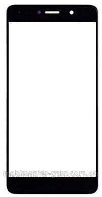 Корпусное стекло Huawei Y7 2017 TRT-LX1 черное