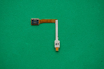 Шлейф для Samsung Galaxy Note 2 N7100 кнопки включения