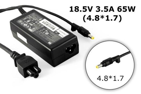 Блок питания HP 18.5V 3.5A 4.8*1.7