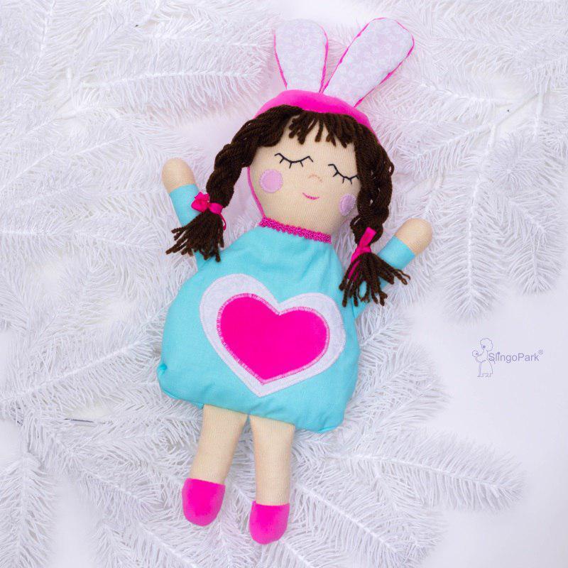 Кукла-грелка «Нина Зайченко» SLINGOPARK