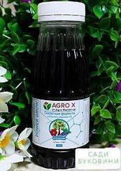 Органо-минеральное удобрение Power Grow 'Универсальный' ТМ 'AGRO-X' 185мл