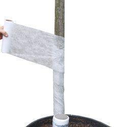 """Білий садовий бинт """"Ваш сад"""" для стовбурів дерев 0.2 х 10 м"""