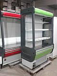 Холодильная горка Cold 1.25 м. б у, холодильный регал б/у, горка холодильная б у, фото 2