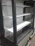 Холодильная горка Cold 1.25 м. б у, холодильный регал б/у, горка холодильная б у, фото 4