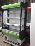 Холодильная горка Cold 1.25 м. б у, холодильный регал б/у, горка холодильная б у, фото 6