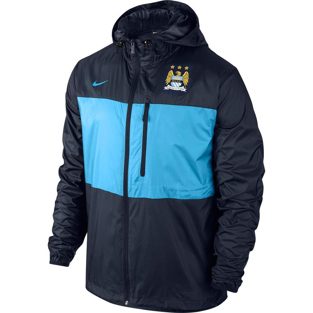 7e63341d Ветровка Nike Manchester City Auth JKT (628353-451) Оригинал — в ...
