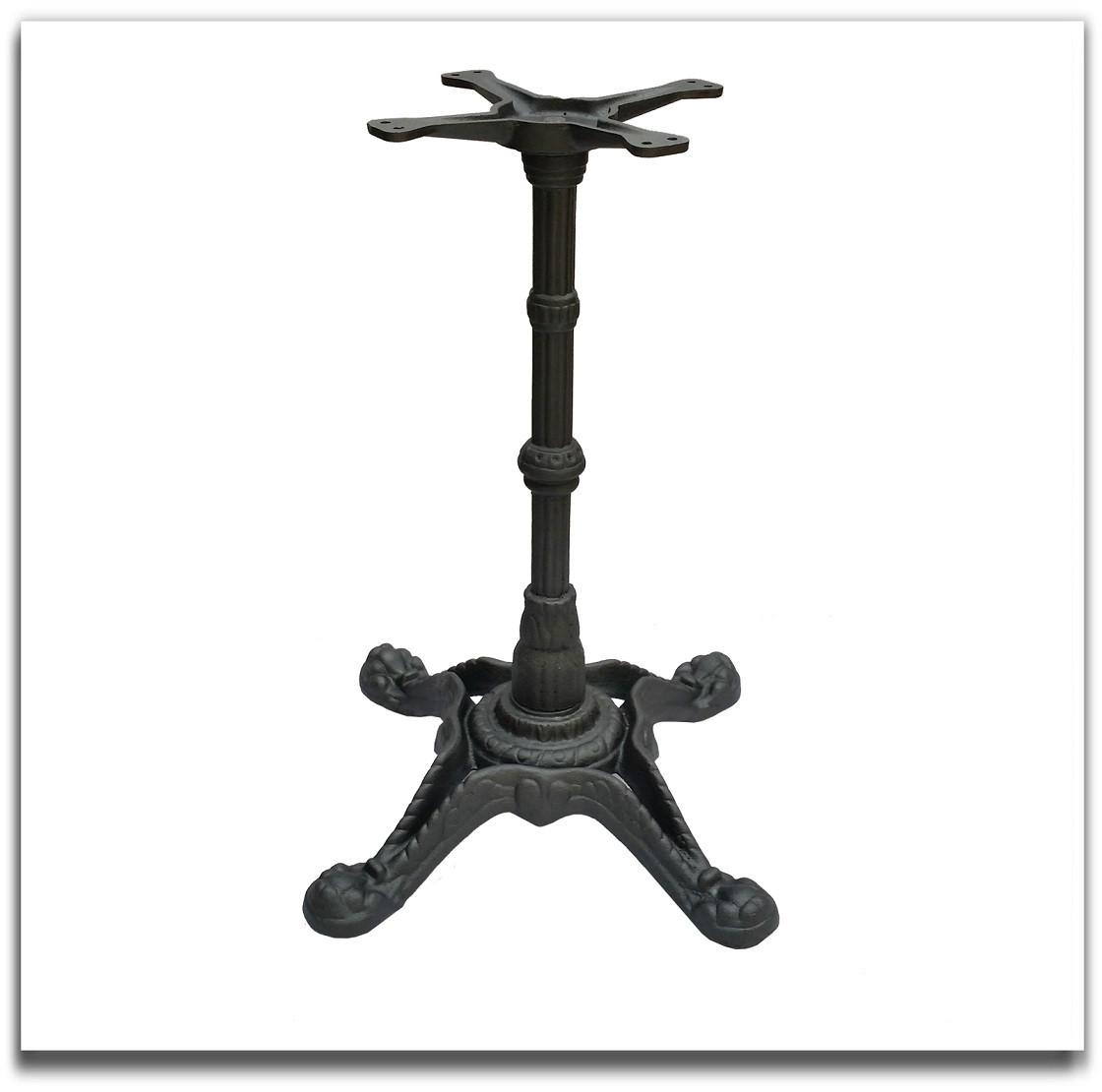 Основа чавунна для стола BISTROT/4S