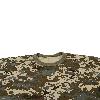 Футболка камуфляжная – пиксель ВСУ темный, фото 2