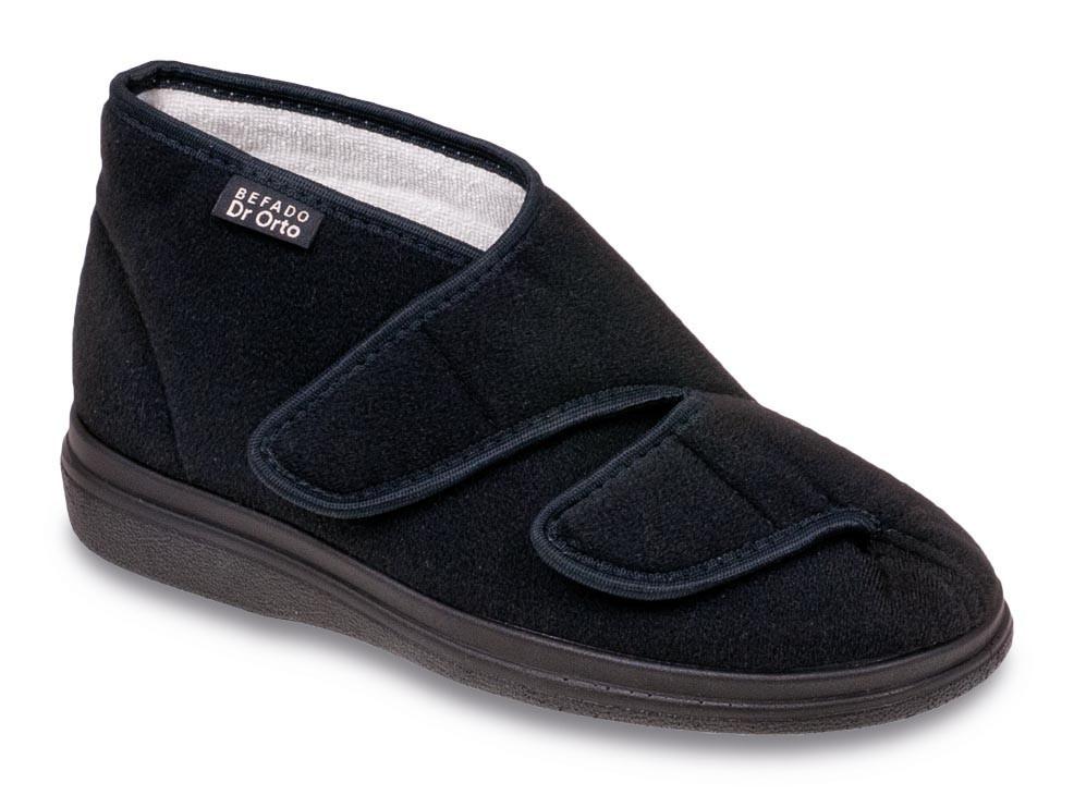 Ботинки диабетические, для проблемных ног мужские DrOrto 986 M 003, фото 1