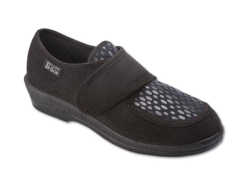 Полуботинки диабетические, для проблемных ног женские DrOrto 984 D 012