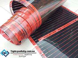 Саморегулирующаяся Rexva PTC XT-305 инфракрасная нагревательная плёнка (Отрезная ) 0.50х1.50