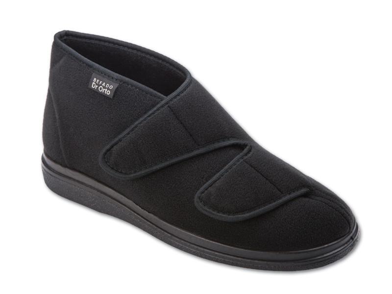 Ботинки диабетические, для проблемных ног женские DrOrto 986 D 002