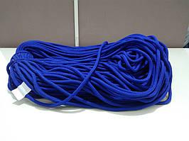 Вішалка для одягу з наповнювачем 6мм кол волошковий (уп 100м) 105Ф