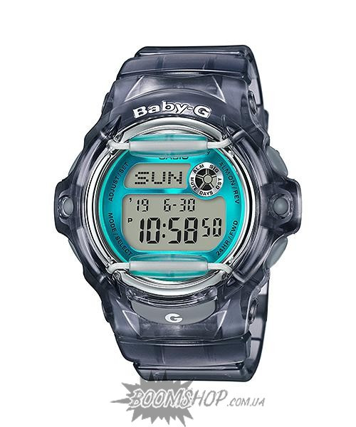 Женские часы Casio BG-169R-8B