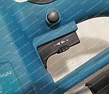 Орбитальная шлифмашина Kraissmann 550ES150 (2 платформы), фото 6