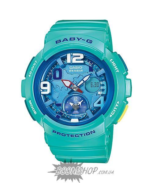 Женские часы Casio BGA-190-3B