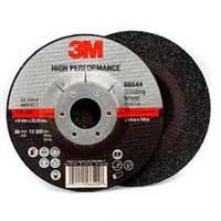 Круг зачистной 3М Hi Performance T27 (125 мм х 7.0 мм х 22 мм).65504, фото 1