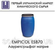 Лауретсульфат натрия, 2-мол., этоксил. 70% Empiсol ESB70