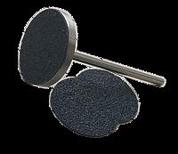 """""""iZi Disk"""" - диск-основа для педикюра диам. 16 мм (набор - основа и сменные файлы)"""