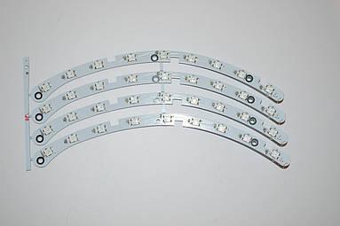 Світлодіодна стрічка для моноколеса KingSong 16S (комплект)