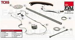 Комплект цепи ГРМ Fiat Doblo 1.3JTD Multijet 16V 04-
