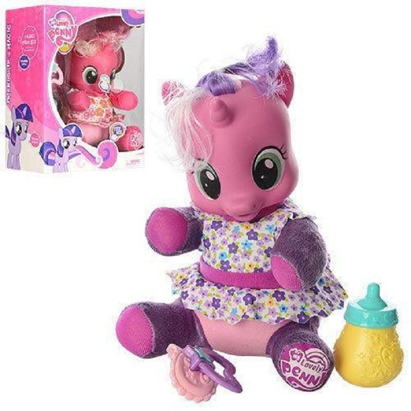 My little pony 21см 66241 мягкая
