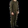 Термобелье мужское, цвет хаки, фото 3