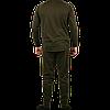 Термобелье мужское, цвет хаки, фото 8
