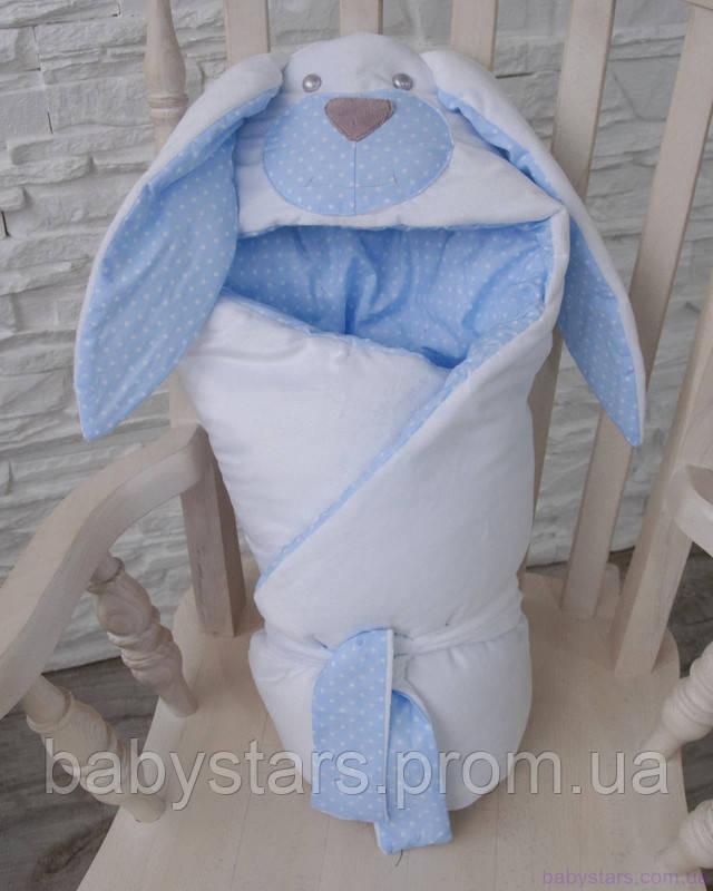 Конверт-одеяло для новорожденного