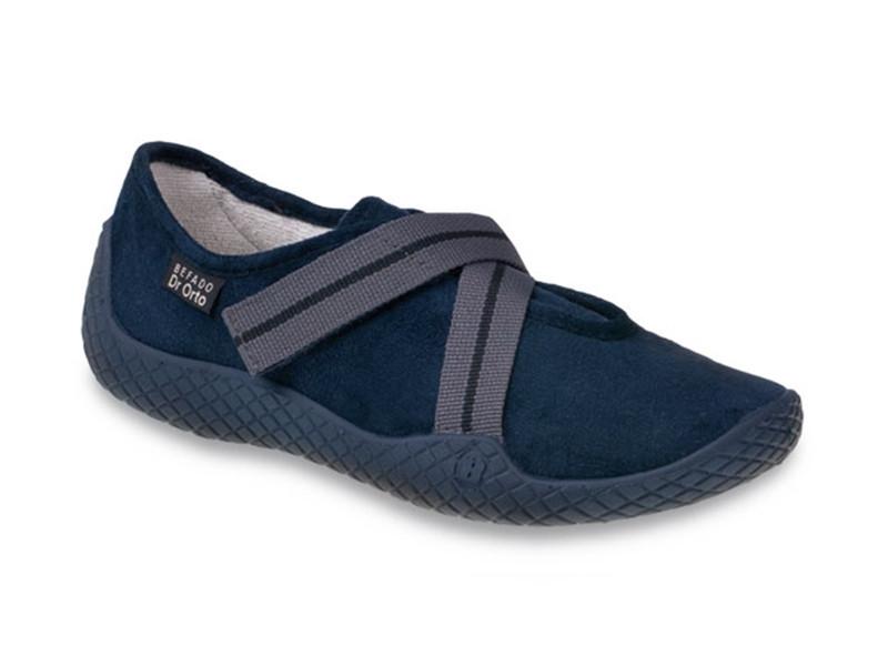 Полуботинки диабетические, для проблемных ног женские DrOrto 434 D 015 36