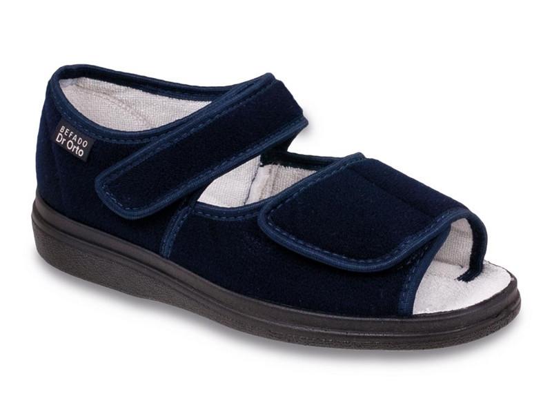 Сандалии диабетические, для проблемных ног мужские DrOrto 989 M 002