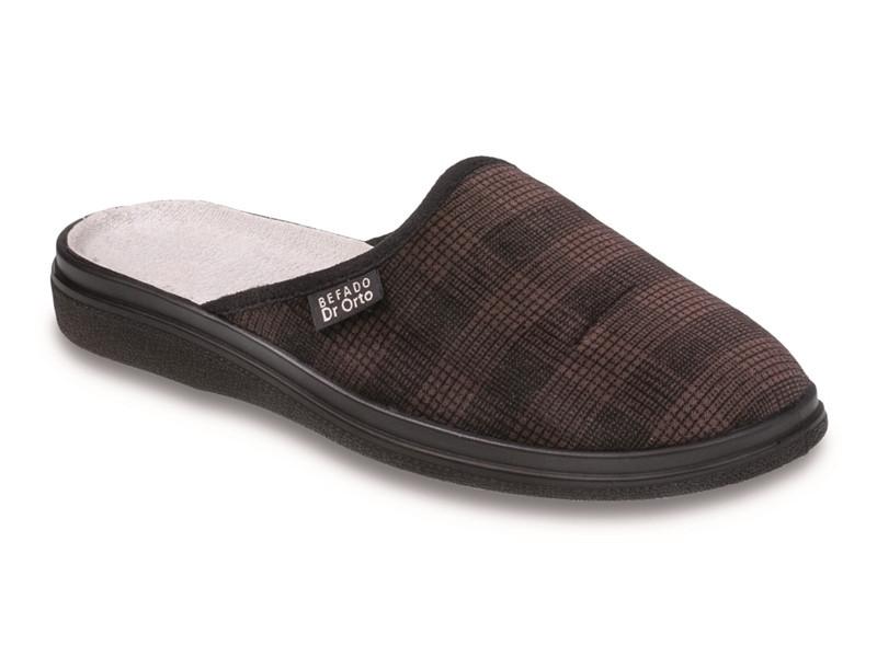 Тапочки диабетические, для проблемных ног мужские  DrOrto 125 M 012 44