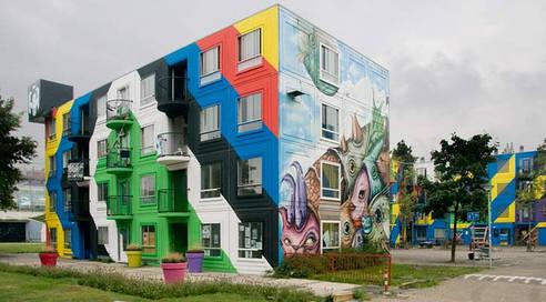 Фасадні фарби