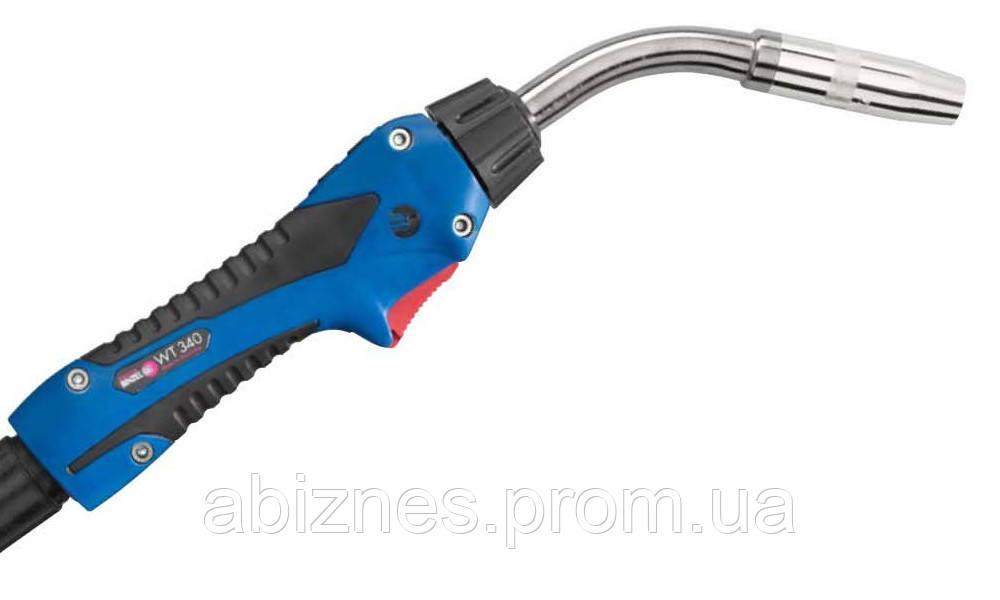 Горелка ABIMIG WT 340 PVC 5 м WZ-2 для сварочных полуавтоматов