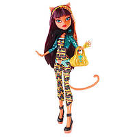 Кукла Monster High Freaky Fusion Cleolei Doll, Монстер Хай Слияние монстров Клеолей.